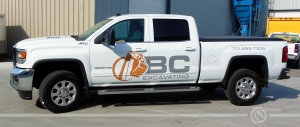 BC Excavating