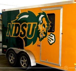 NDSU Bison Trailer2