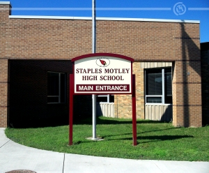 Staples Motley High School