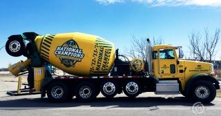 Header - NDSU Cement Truck